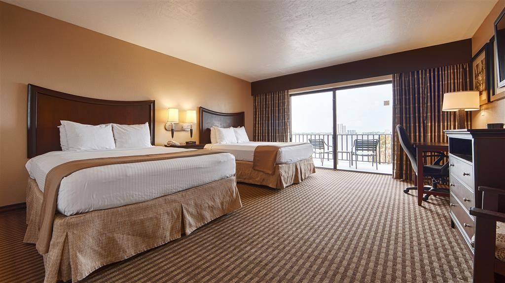 Best Western Fort Myers Waterfront - Guest Room Two Double Beds