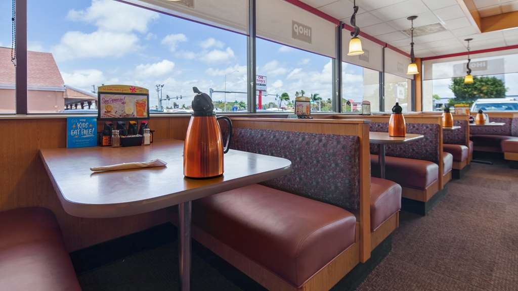 Best Western Fort Myers Waterfront - Restaurante/Comedor