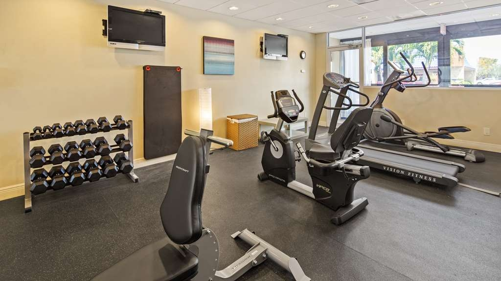 Best Western Fort Myers Waterfront - Fitness Center