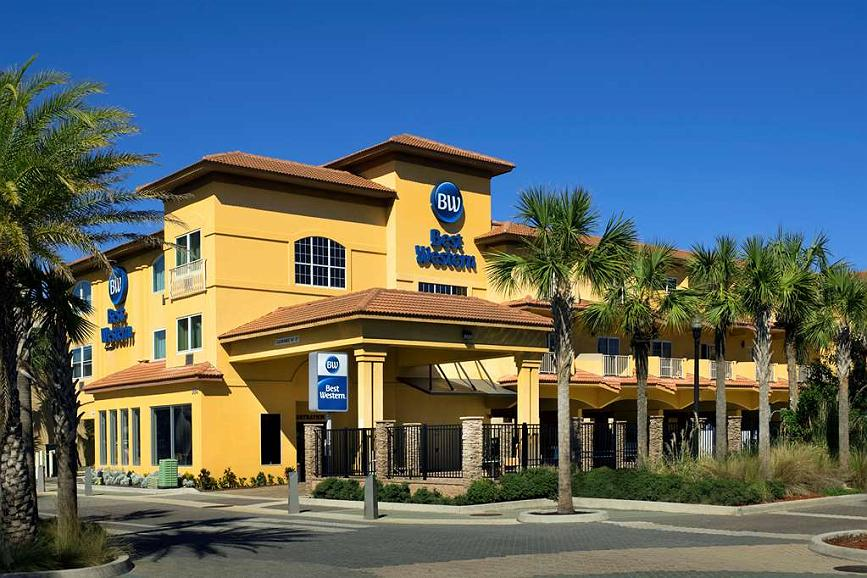 Best Western Oceanfront - Explore Jacksonville Beach and visit popular attractions close to our hotel. Visit the Adventure Landing amusement park and more!