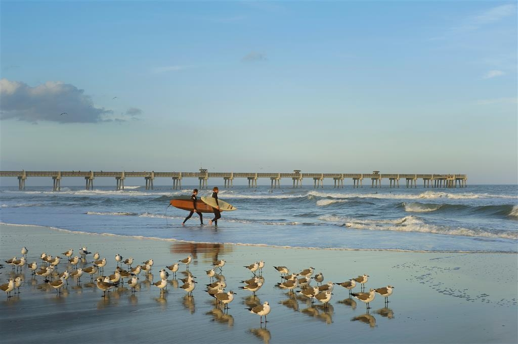 Best Western Oceanfront - Jacksonville Beach is a coastal resort city in Duval County, Florida.