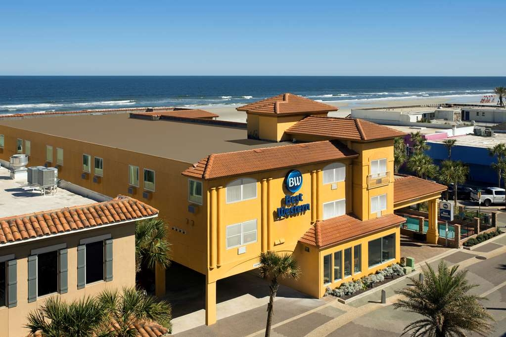 Best Western Oceanfront - Stay at the beachfront Best Western Oceanfront in Downtown Jacksonville Beach. Welcome to Florida's First Coast!