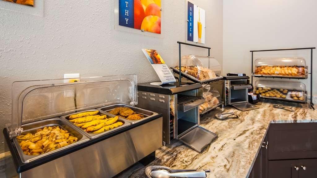 Best Western Naples Plaza Hotel - Restaurant / Gastronomie