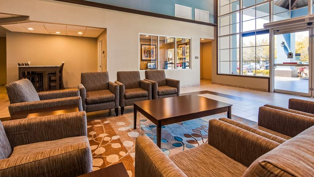 Best Western Naples Plaza Hotel - Hall