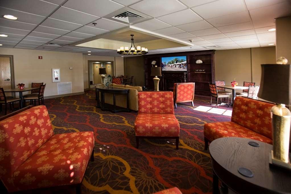 Best Western Plus Ambassador Suites Venice - Vue du lobby