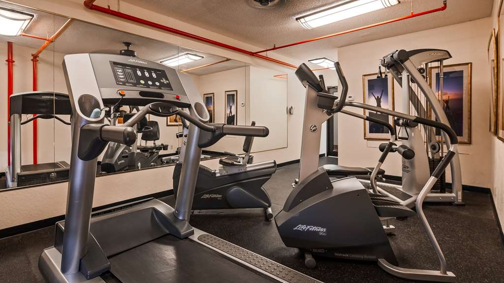 Best Western Plus Universal Inn - Club de remise en forme