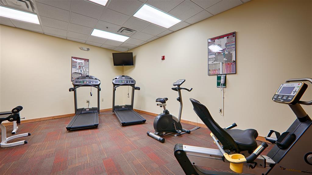 Best Western Lake Buena Vista - Disney Springs Resort Area - sala de ejercicios