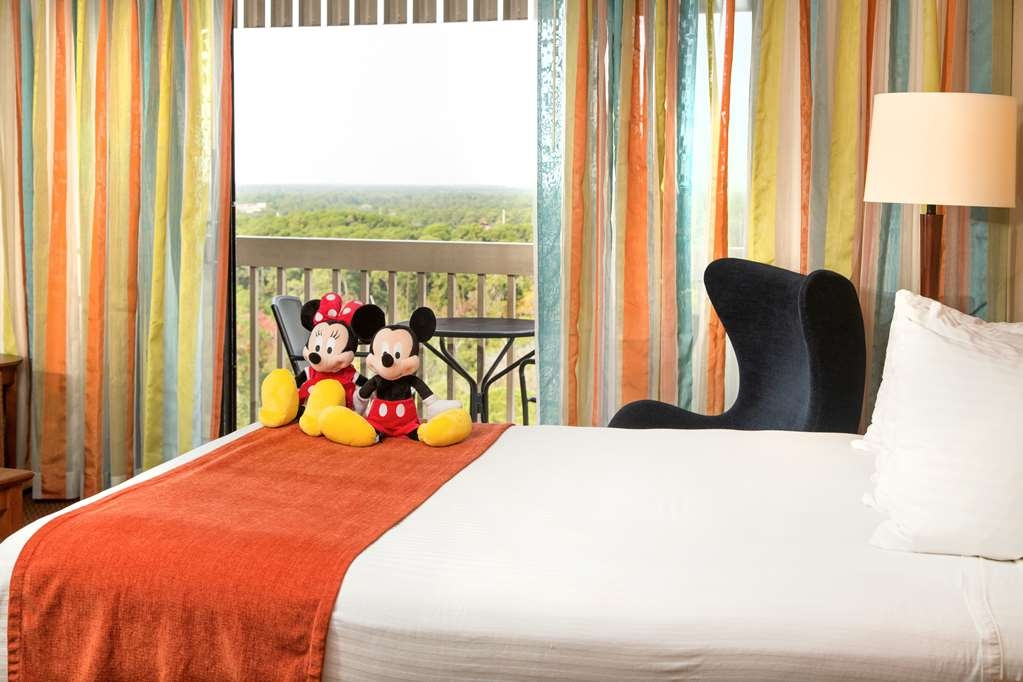 Best Western Lake Buena Vista - Disney Springs Resort Area - Double Queen Beds with Disney View