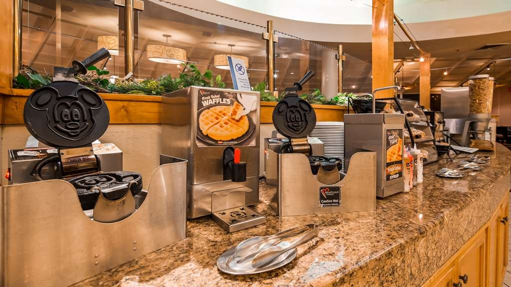 Best Western Lake Buena Vista - Disney Springs Resort Area - bar and grill