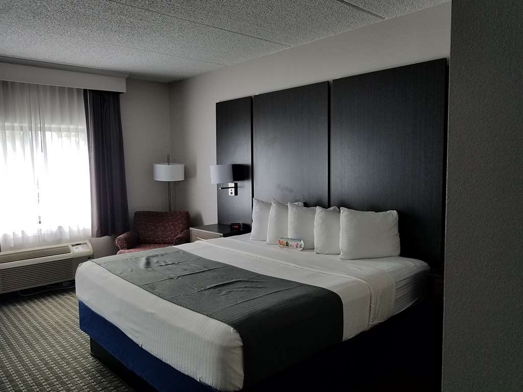 Best Western Ocala Park Centre - Relax after a long day of travel in our king guest room.