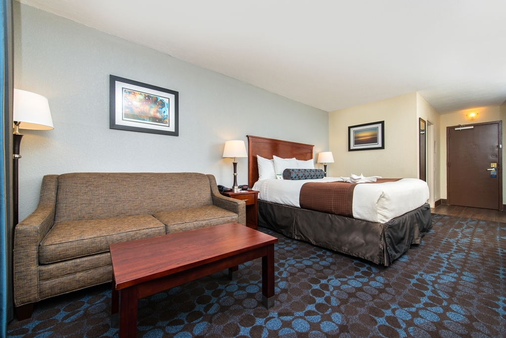 Best Western Plus Hollywood/Aventura - Chambre king size