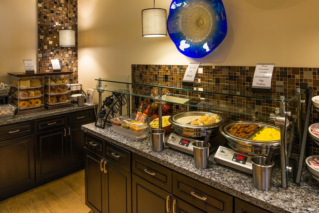 Best Western Plus Hollywood/Aventura - Le petit déjeuner buffet