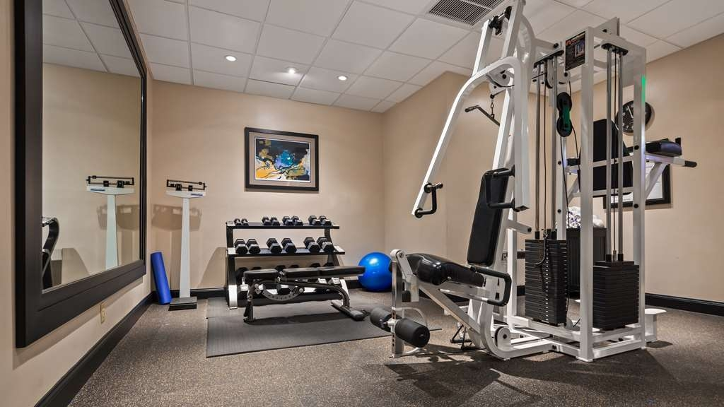 Best Western Plus Hollywood/Aventura - Club de remise en forme