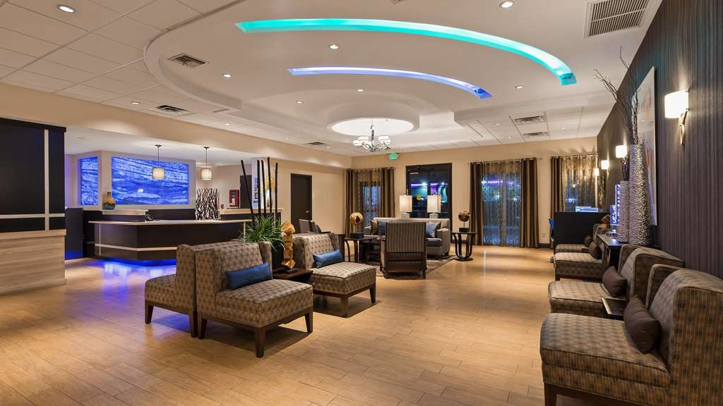 Best Western Plus Hollywood/Aventura - Vue du lobby