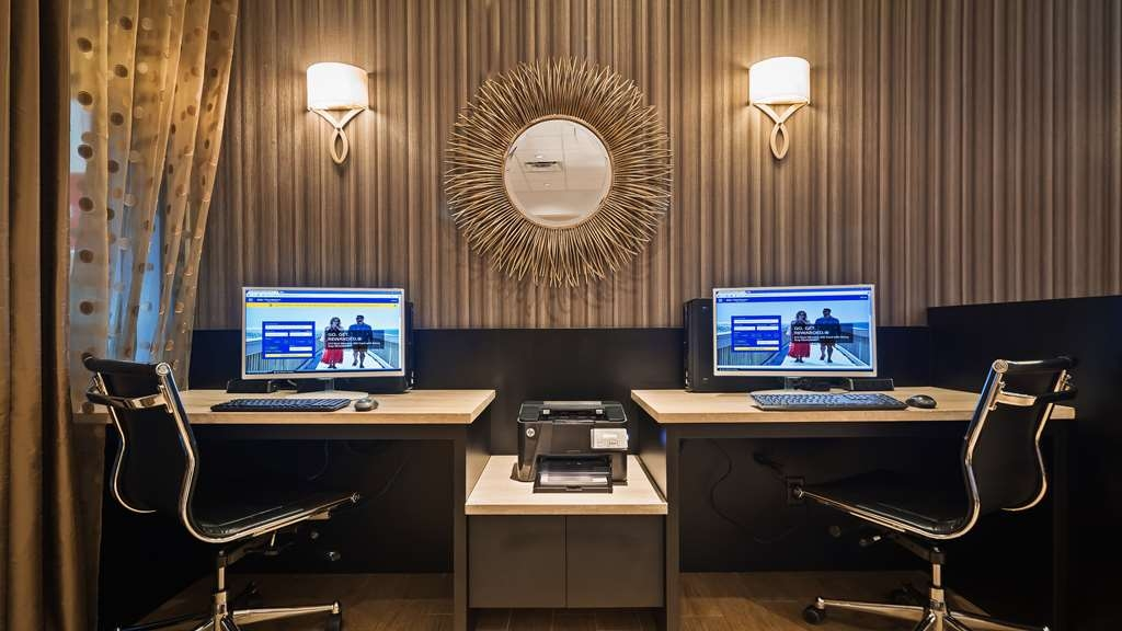 Best Western Plus Hollywood/Aventura - centre des affaires