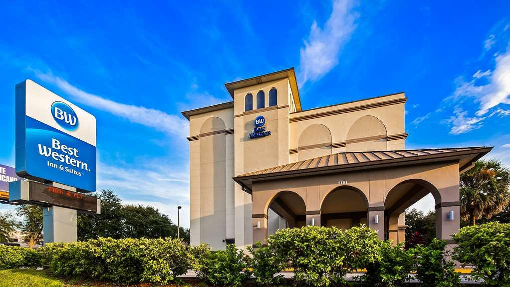 Best Western Airport Inn & Suites - Vista exterior