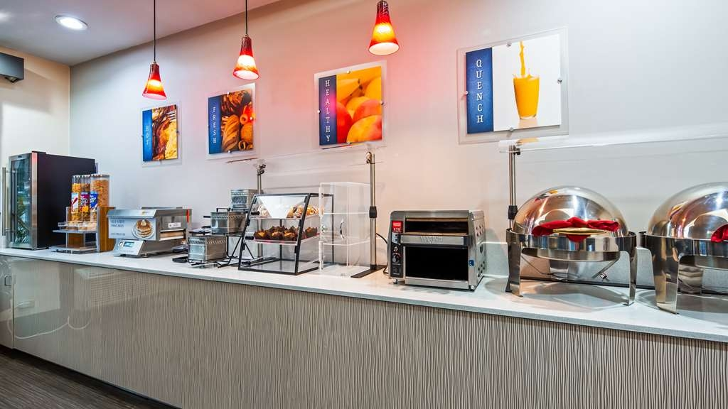 Best Western Airport Inn & Suites - Restaurante/Comedor