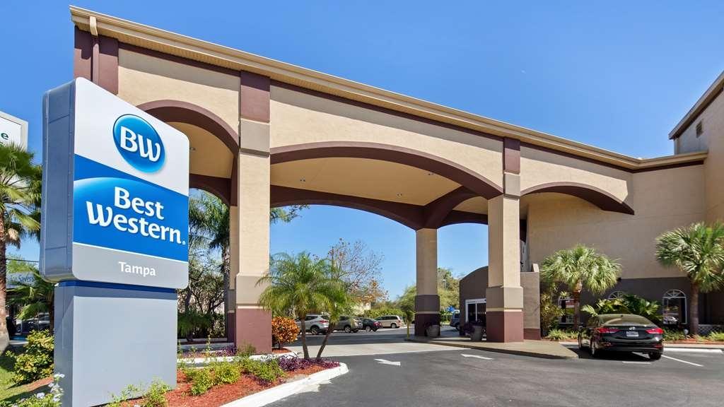 Best Western Tampa - Facciata dell'albergo