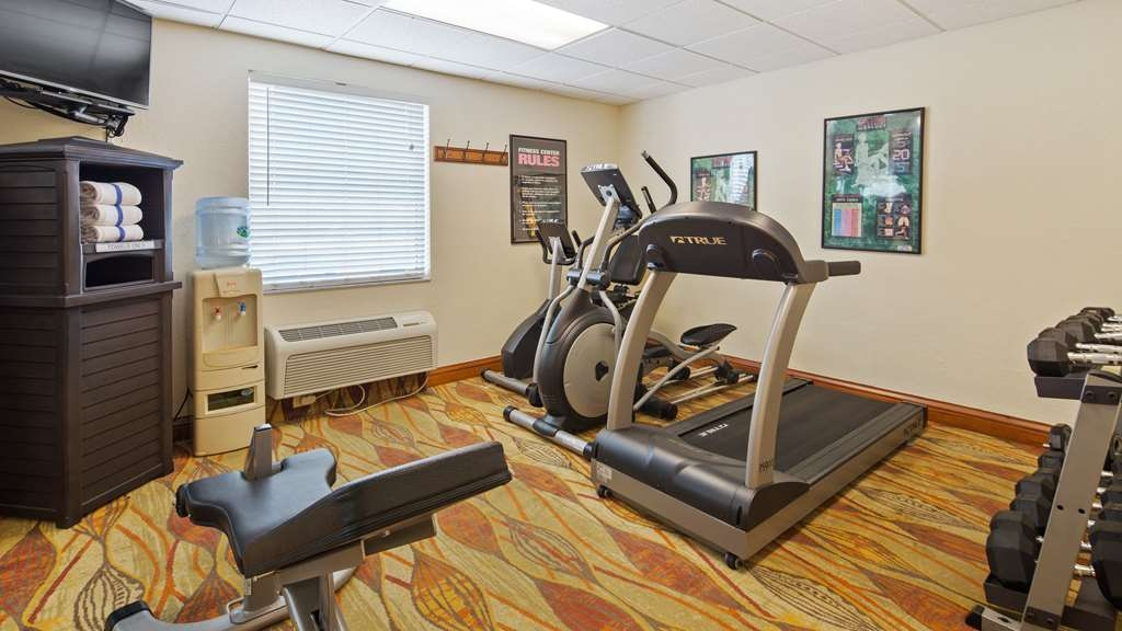 Best Western Tampa - Fitness Center