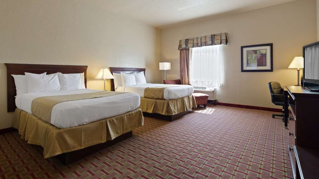 Best Western Tampa - Double Bed Guest Room