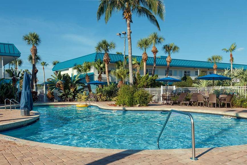 Best Western Cocoa Beach Hotel & Suites - Aussenansicht