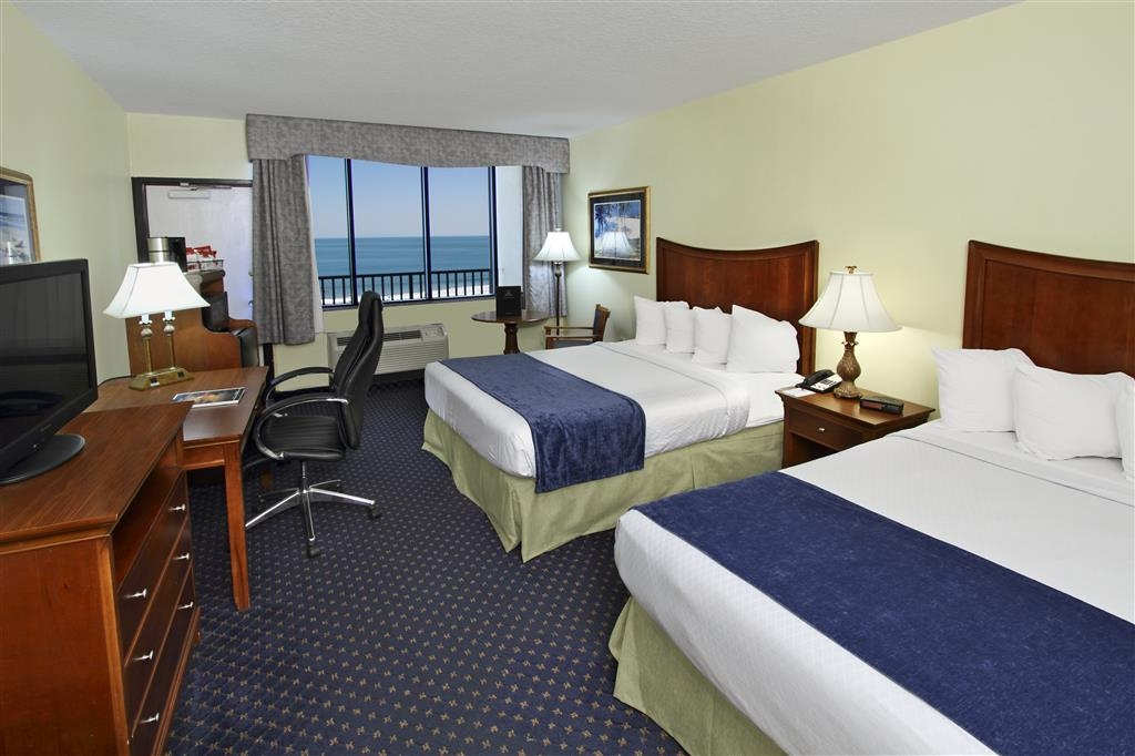 Best Western Cocoa Beach Hotel & Suites - Chambre