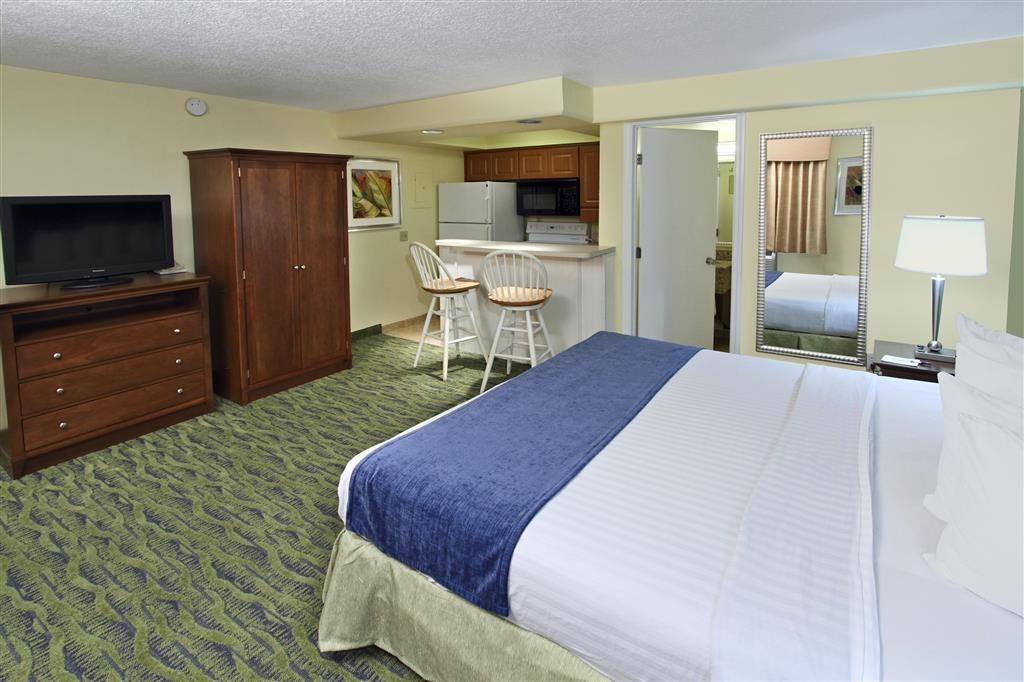 Best Western Cocoa Beach Hotel & Suites - Chambre de luxe