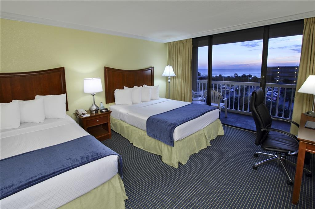 Best Western Cocoa Beach Hotel & Suites - Chambres / Logements