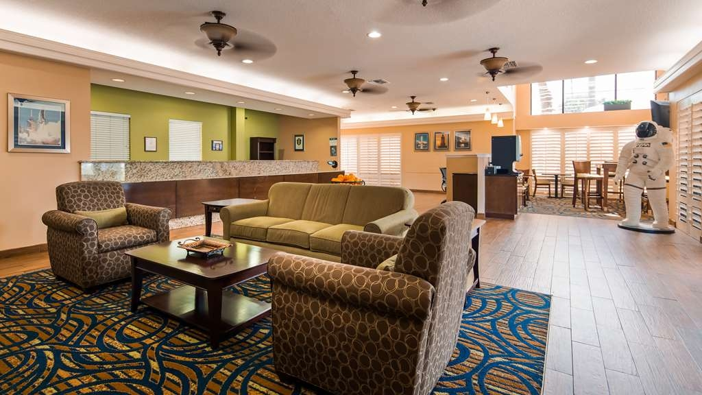 Best Western Cocoa Beach Hotel & Suites - Vue du lobby
