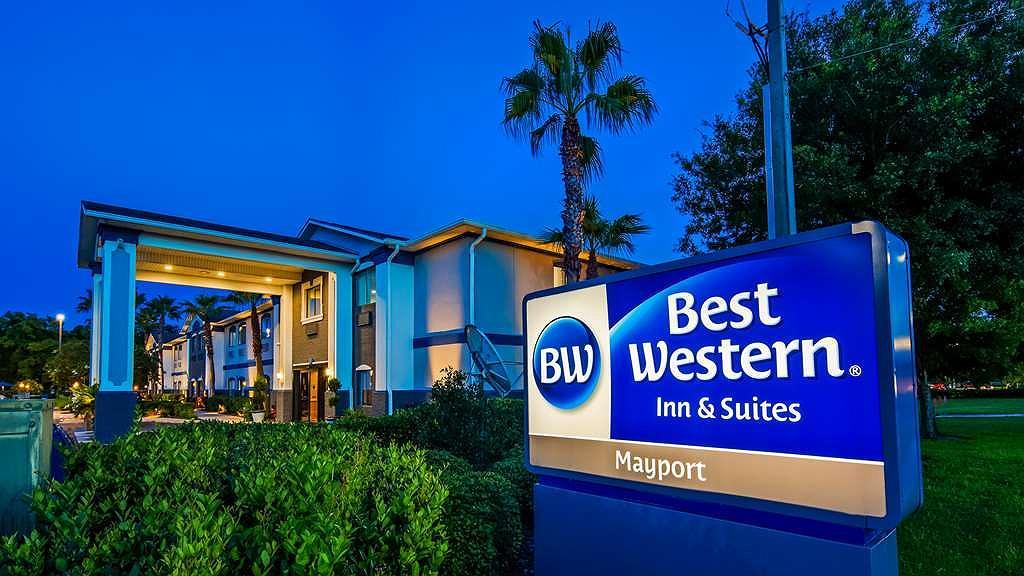 Best Western Mayport Inn & Suites - Aussenansicht