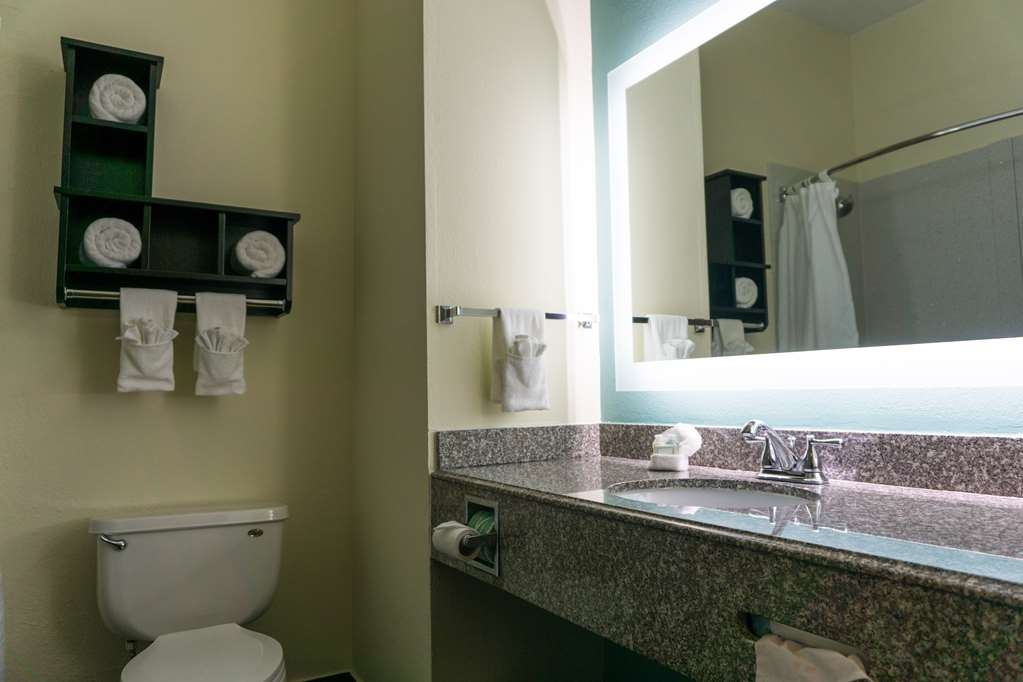 Best Western Mayport Inn & Suites - Guest Bathroom