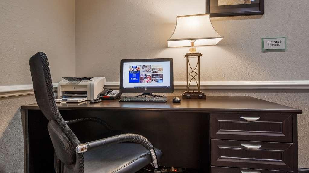 Best Western Mayport Inn & Suites - centre des affaires