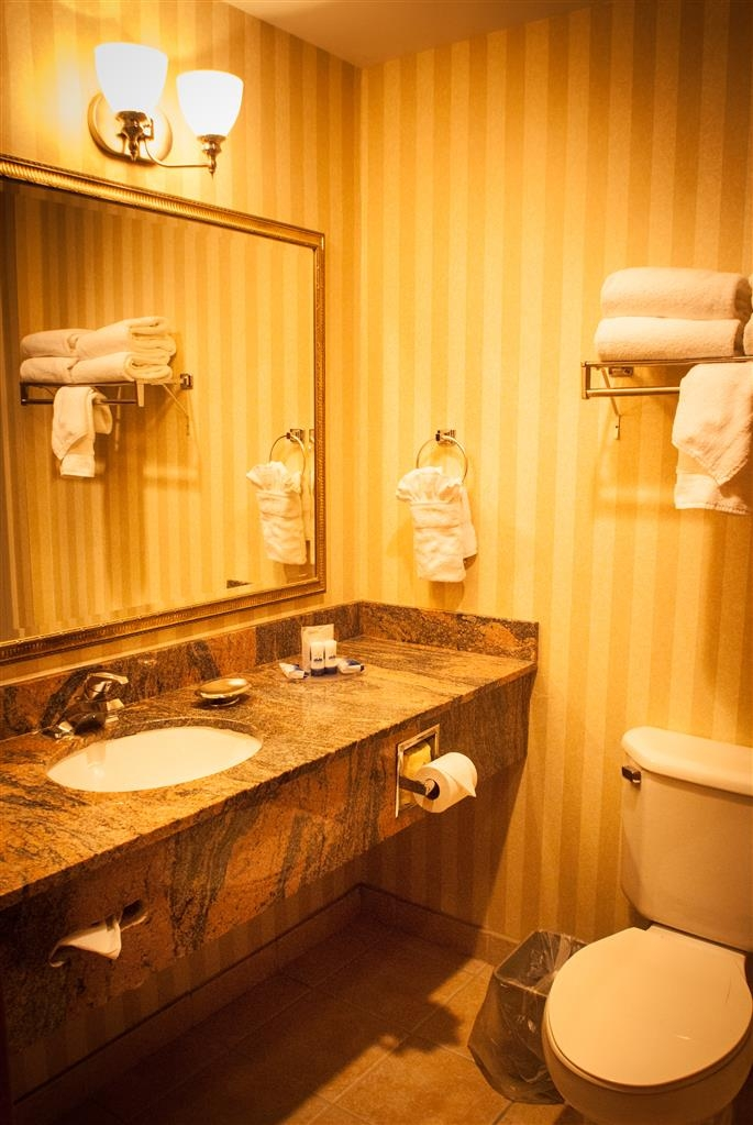 Best Western Plus Miami-Doral/Dolphin Mall - Bagno
