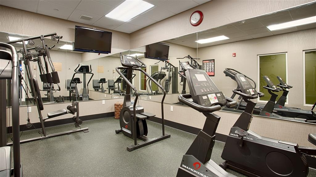 Best Western Plus Miami-Doral/Dolphin Mall - Centro fitness