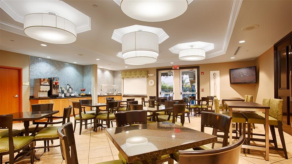 Best Western Plus Miami-Doral/Dolphin Mall - Area colazione