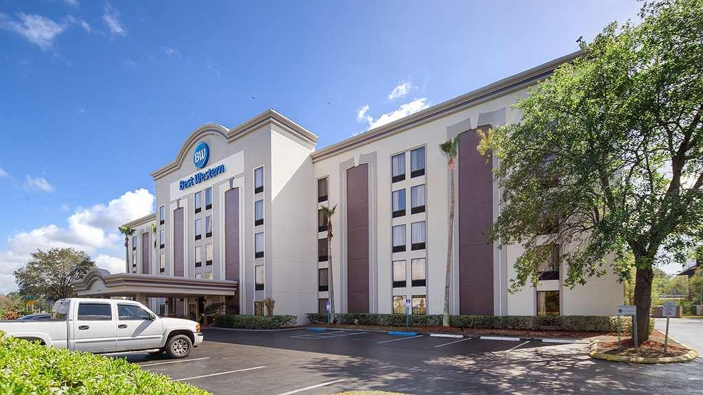 Best Western Southside Hotel & Suites - Area esterna