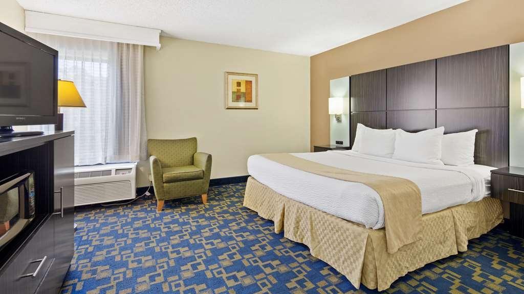 Best Western Southside Hotel & Suites - King Bed Guest Room
