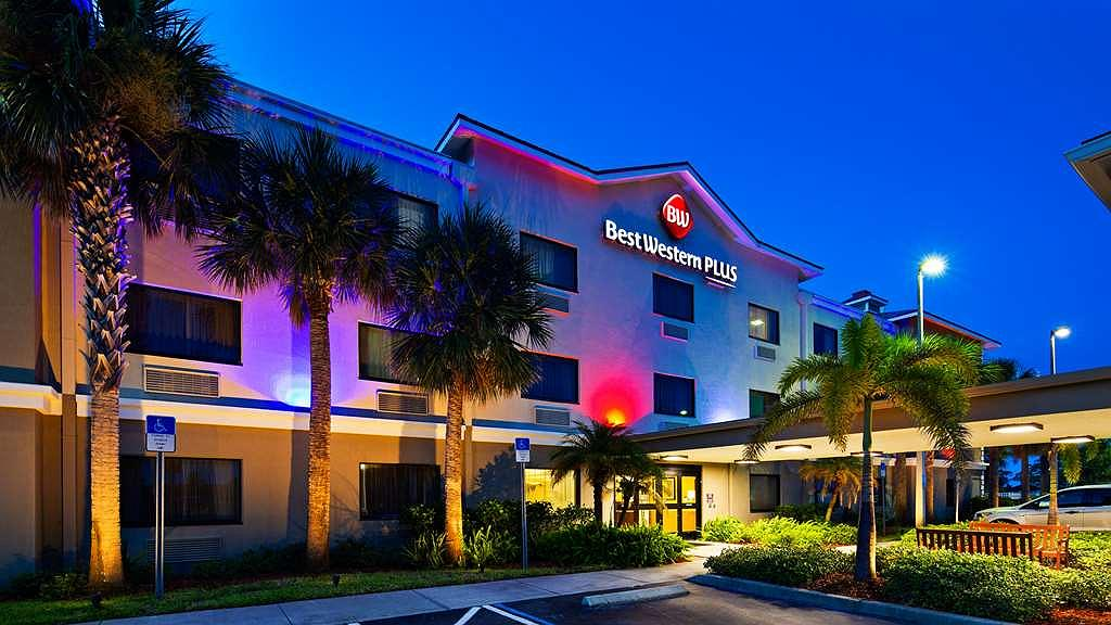 Best Western Plus Sebastian Hotel & Suites - Area esterna