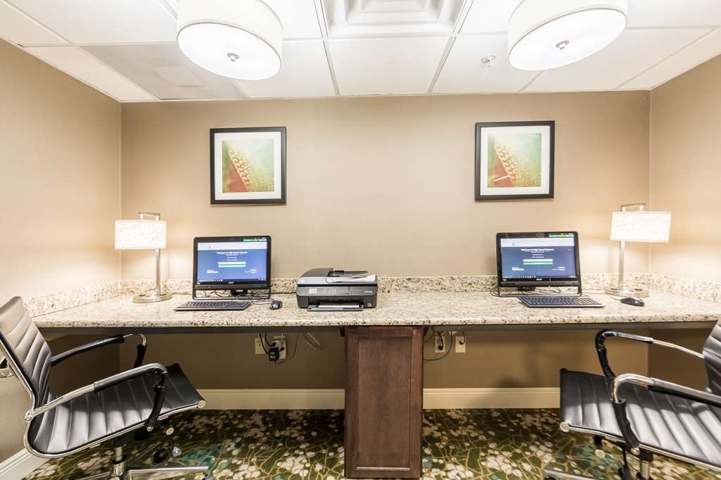 Best Western Plus Sebastian Hotel & Suites - Business Center
