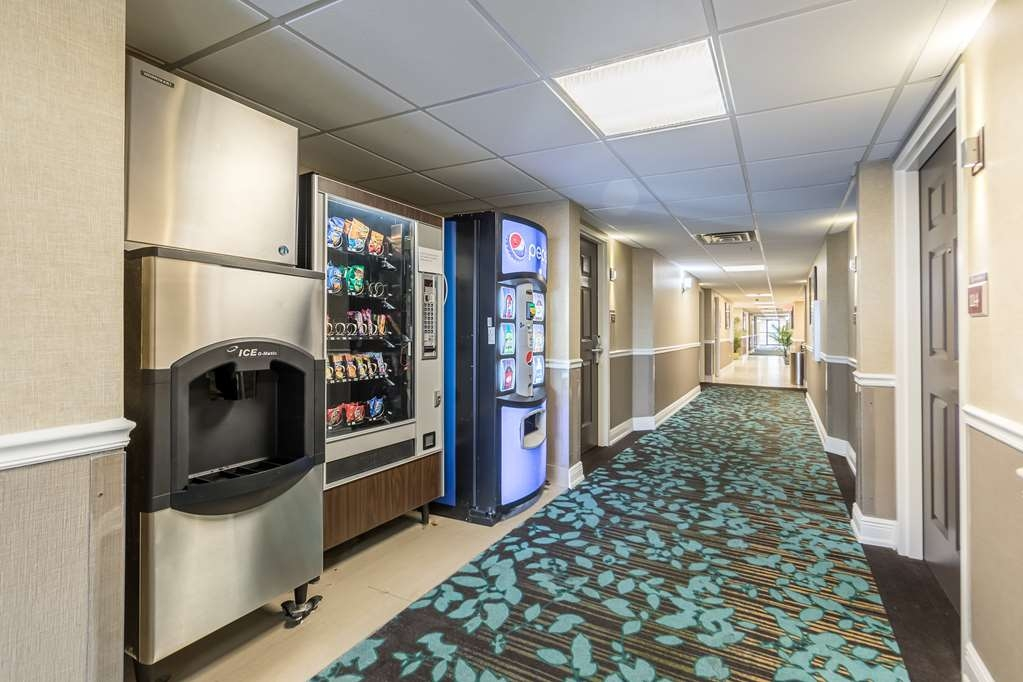 Best Western Plus Sebastian Hotel & Suites - Vending and Ice Machines