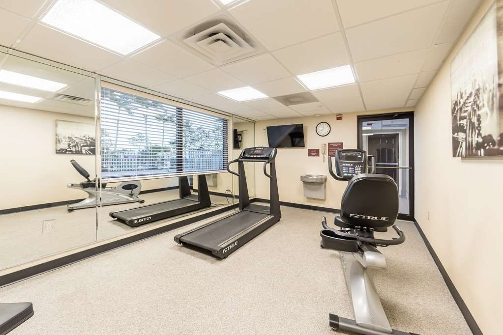 Best Western Plus Sebastian Hotel & Suites - Fitness Center