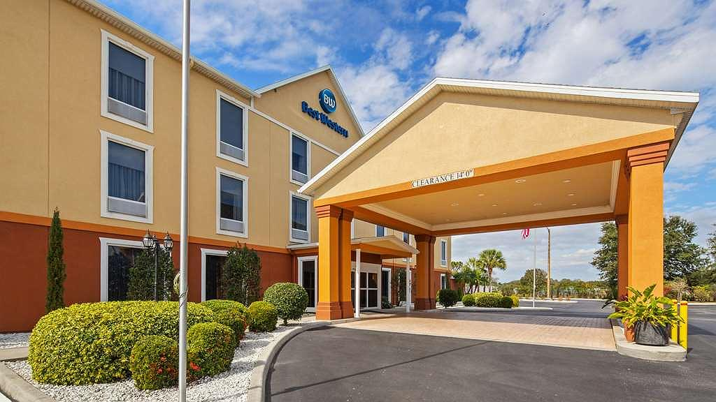 Best Western Heritage Inn & Suites - Vista exterior
