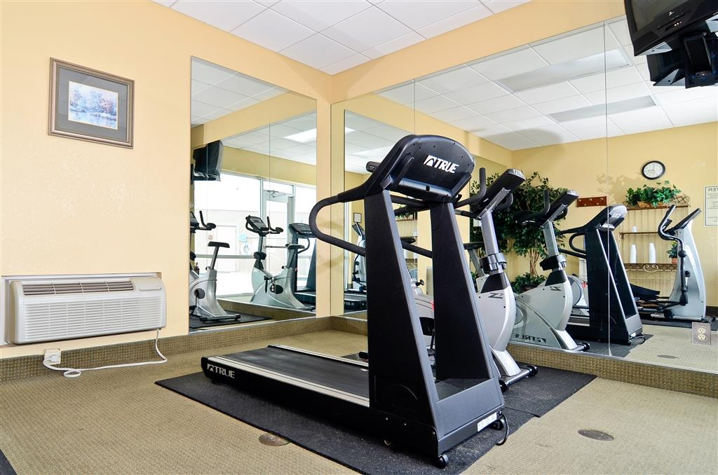 Best Western Heritage Inn & Suites - Centro fitness