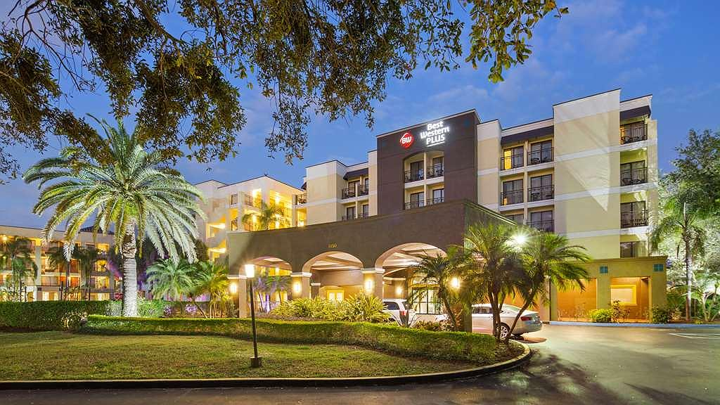 Best Western Plus Deerfield Beach Hotel & Suites - Vista exterior