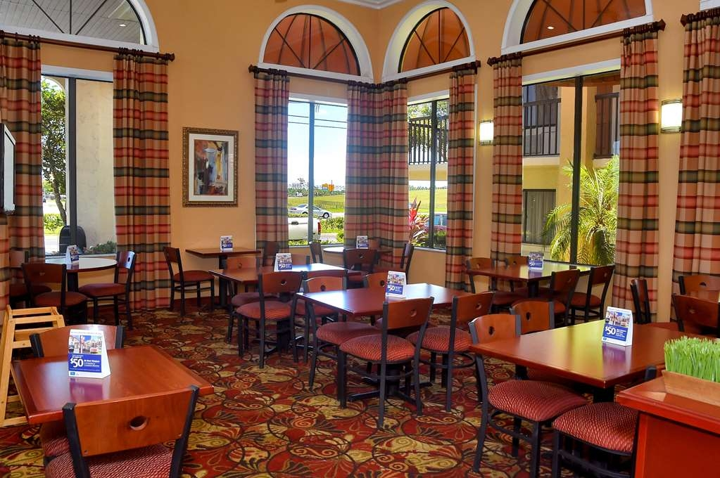 Best Western Orlando East Inn & Suites - Restaurant / Etablissement gastronomique