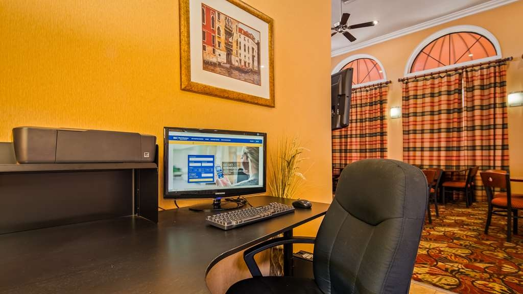 Best Western Orlando East Inn & Suites - centre des affaires