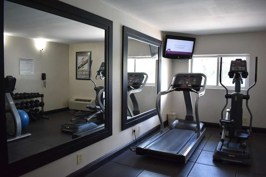 Best Western Plus Windsor Inn - Centre de fitness
