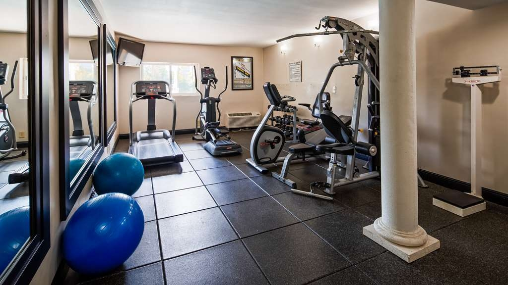 Best Western Plus Windsor Inn - Club de remise en forme