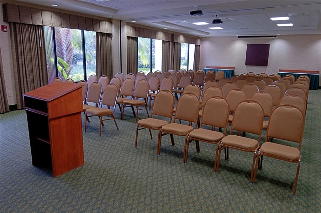 Best Western Plus Kendall Hotel & Suites - Theater Style Meeting Room