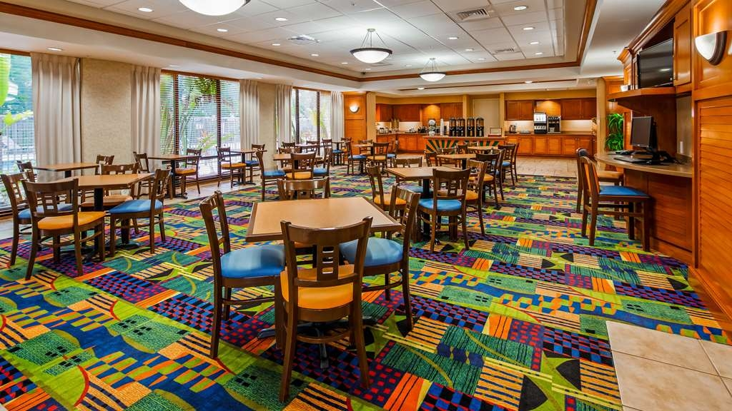 Best Western Plus Kendall Hotel & Suites - Restaurant / Etablissement gastronomique